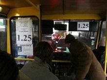Киевские перевозчики грозят всеукраинской забастовкой
