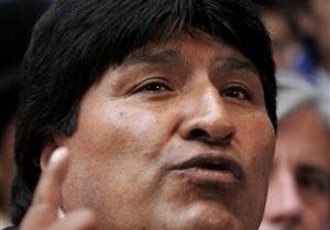 Президент Боливии требует от ООН осудить США за  оккупацию  Гаити