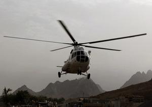 Вертолет МИ-8 разбился на Ямале: есть жертвы