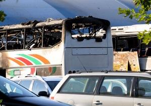 МВД Болгарии: Автобус с израильскими туристами взорвал смертник с фальшивыми американскими документами