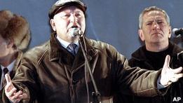 Лужков: В Москве происходит  распил собственности