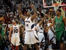 NBA: Бостон тормозит, конкуренты - не спят