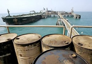 Мировые цены на нефть показали сильнейшее падение с января 2009 года