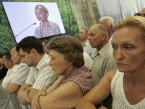 Тимошенко отказалась выходить к журналистам