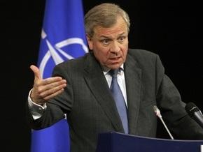 Генсек НАТО: Контингент в Косово будет сокращен до десяти тысяч человек