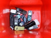 В Украине началась борьба с  серыми  мобильными