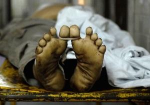В Литве в грузовике нашли тело гражданина России в нижнем белье