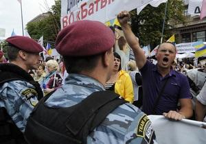 Сегодня для журналистов ограничат вход в Печерский суд