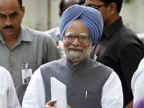 Премьер-министр Индии подал в отставку