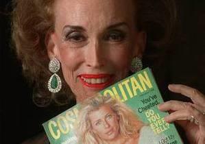 Экс-редактор Cosmopolitan пожертвовала $30 миллионов на создание института журналистики