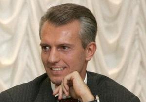 Рада отказалась поддержать постановление об отставке Хорошковского