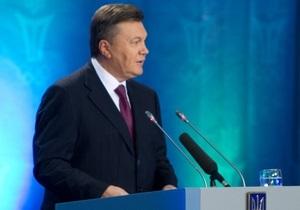 Янукович собрал на совещание руководителей силовых органов