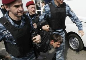 Суд арестовал восьмерых задержанных во время демонтажа киосков на рынке Лесной в Киеве