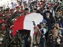 Индонезия простилась с Сухарто