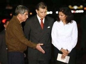 В Сан-Хосе возобновились переговоры по урегулированию ситуации в Гондурасе