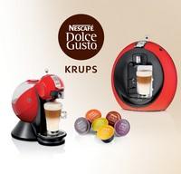 Nestle и Krups представляют новую систему приготовления напитков NESCAFE Dolce Gusto