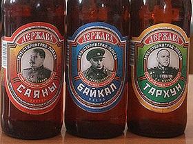 В России выпустят газировку с портретом Сталина