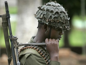 Глава повстанцев в Конго согласился на прекращение огня
