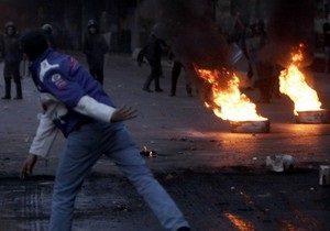 МИД рекомендует украинцам в Египте не покидать домов, туристам - воздержаться от экскурсий