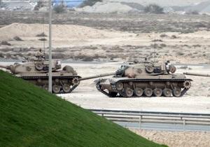 Саудовская Аравия назвала дату вывода своих войск из Бахрейна