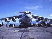 В Китай прилетела украинская гуманитарная помощь