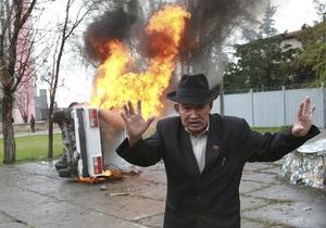 МИД РФ: Москва встревожена нападениями на россиян в Кыргызстане