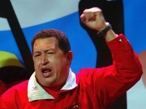 Чавес объявил войну частным радиостанциям