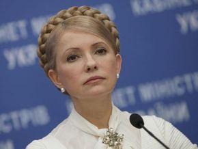 Тимошенко поручила усилить контроль за таможенным оформлением импорта