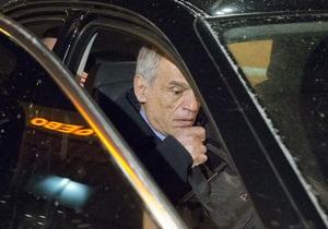 Президент Кипра отклонил прошение главы Минфина об отставке