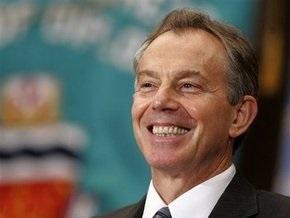 Тони Блэр получил премию за лидерство
