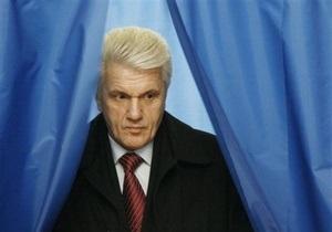 Литвин заявил, что ему никто не сможет привить комплекс вины за смерть Гонгадзе