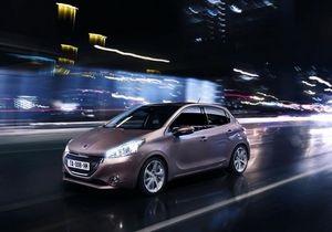 Новинка от кутюр. Тест-драйв Peugeot 208
