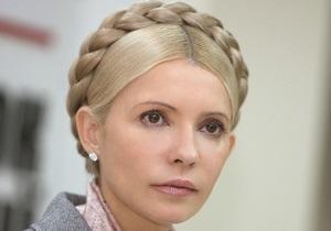 Генпрокуратура обвинила Тимошенко в срыве следственных действий