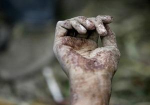 В Донецке мужчина убил приятеля и пытался закопать его труп в терриконе