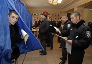 Миссия Канады раскритиковала процесс подсчета голосов в Украине