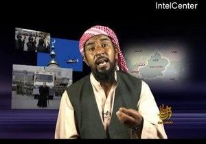 В интернете появилось видеообращение  второго человека в Аль-Каиде , которого считали убитым