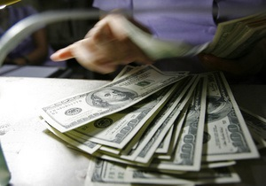Курс наличной валюты незначительно упал