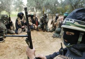 Палестинские боевики возобновили обстрелы территории Израиля