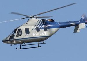 В течение пяти лет ВВС РФ закупит 400 вертолетов