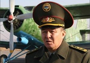 Бывшего министра обороны Кыргызстана приговорили к восьми годам лишения свободы
