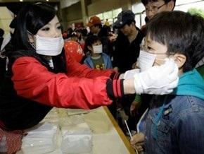 Новость о A/H1N1 стала для японцев самой пугающей в этом году