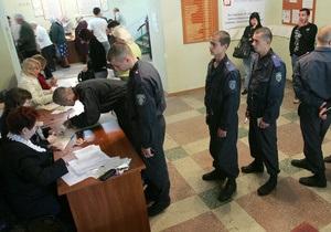 МВД перейдет на усиленный вариант несения службы за восемь дней до выборов