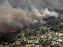 В штате Флорида бушуют лесные пожары