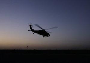 СМИ: В США потерпели крушение два военных вертолета