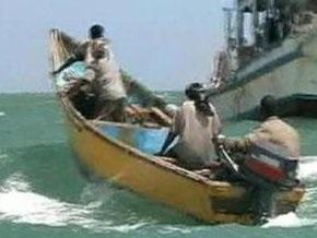Сомалийские пираты захватили два йеменских судна