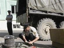 Грузия вернула задержанный российский грузовик