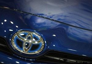 Toyota должна выплатить рекордный штраф правительству США
