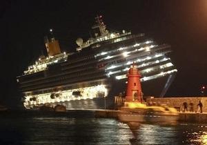 Число жертв катастрофы круизного лайнера возросло до восьми