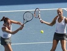 Теннис: Сестры Бондаренко споткнулись в Антверпене