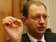 Яценюк: ВР дала правительству большой кредит доверия